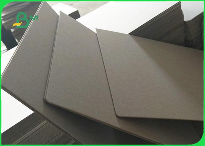 Grey Carton Gris 1200gsm Laminated Grey Board Paper Sheet Strong Stifiness