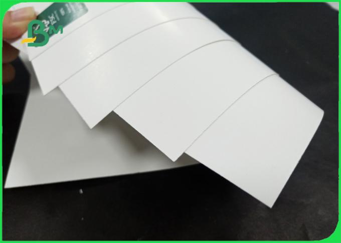 157gsm 230gsm High bulk FBB / C1S white cardboard sheet for packages