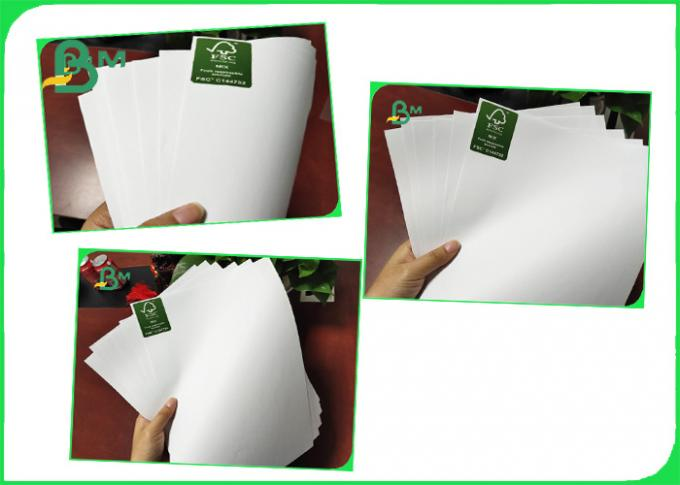 SRA2 70gsm 80gsm 100gsm Uncoated WF Paper Offset Paper For School Text Book