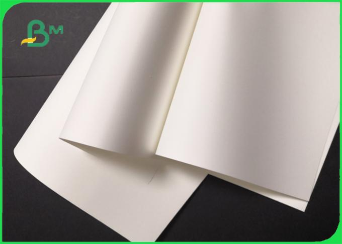 Waterproof Synthetic Paper For Outdoor Signs Recyclable 80um 100um 200um